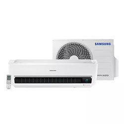 Ar Condicionado Split Samsung Digital Inverter 12.000 BTU/h Frio AR12MVSPBGMX/AZ – 220 Volts